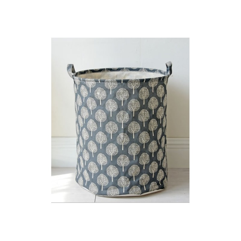 Container for toys or laundry, basket, sack trees OR2WZ98