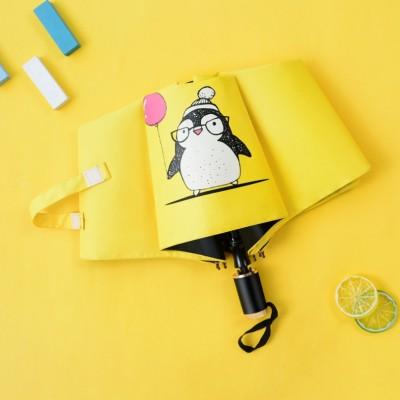 Parasol umbrella pingwin...