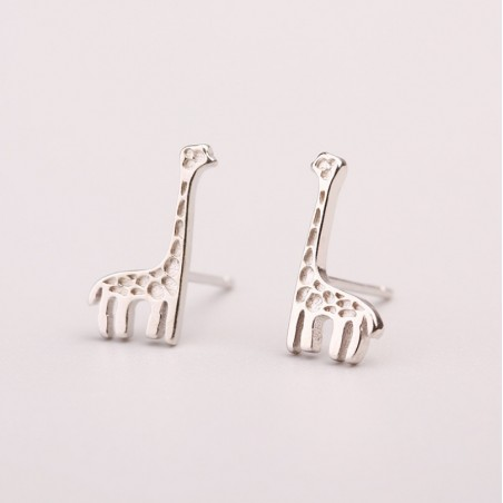 Silver earrings 925 KST1433