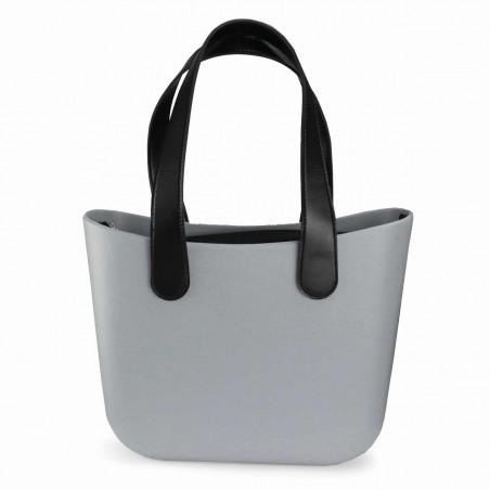 Torba Gumowa Miejska Jelly Bag szara T3SZ