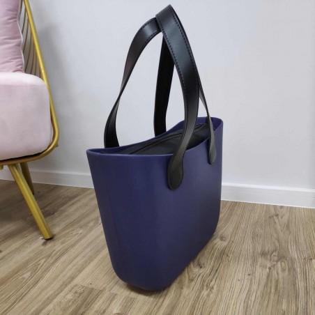 Torba Gumowa Miejska Jelly Bag szara T3GRAN