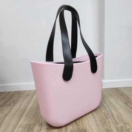 Torba Gumowa Miejska Jelly Bag różowa T3R