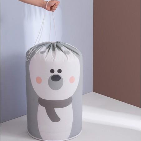 Pojemnik na zabawki lub pranie, kosz, worek OR36SZ