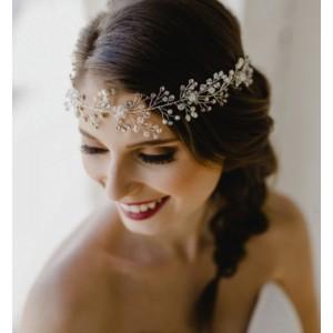 OPASKA DO WŁOSÓW Ślubna  O182S