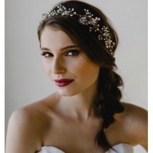 OPASKA DO WŁOSÓW Ślubna  O182Z