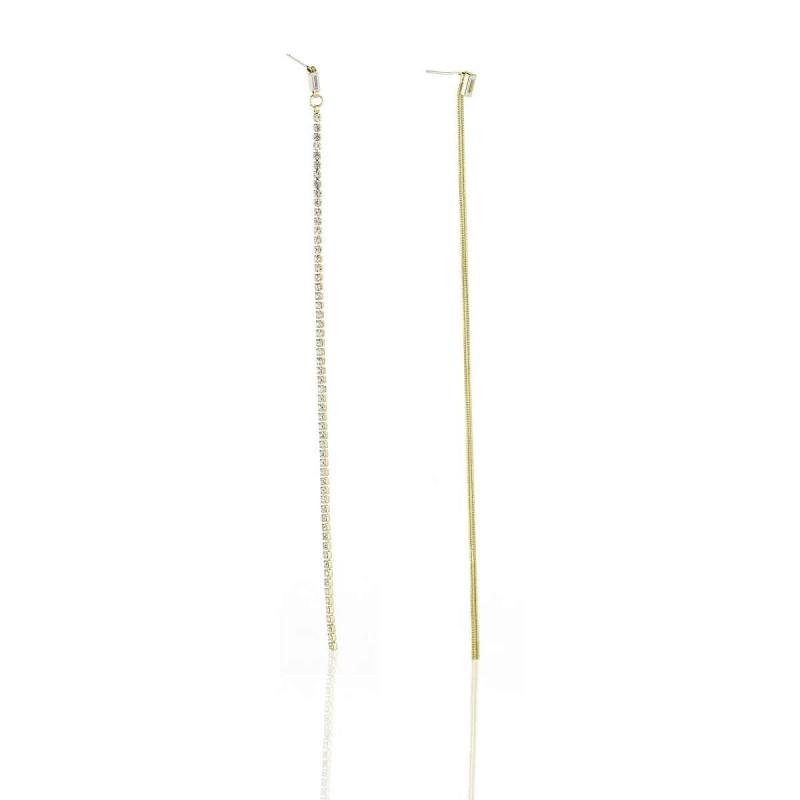 Kolczyki ze stali chirurgicznej KST1574