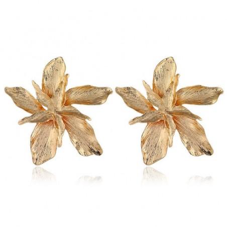 Kolczyki złote przy uchu K1286Z
