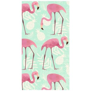 RĘCZNIK PLAŻOWY 170x90 Flamingi REC43WZ6