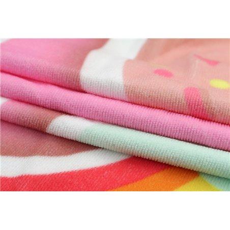copy of Rectangular beach towel 170x90 Pineapple REC45WZ3