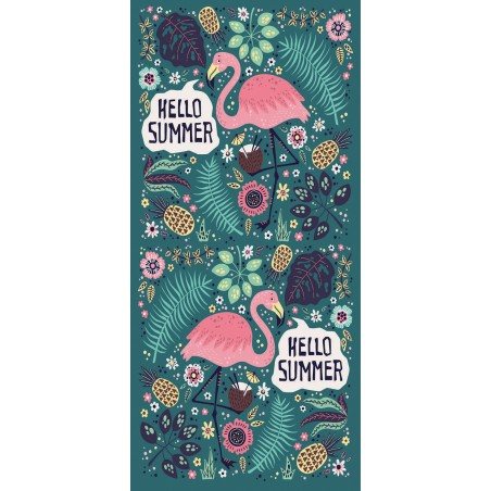 Beach towel rectangular 170x90 REC44WZ25