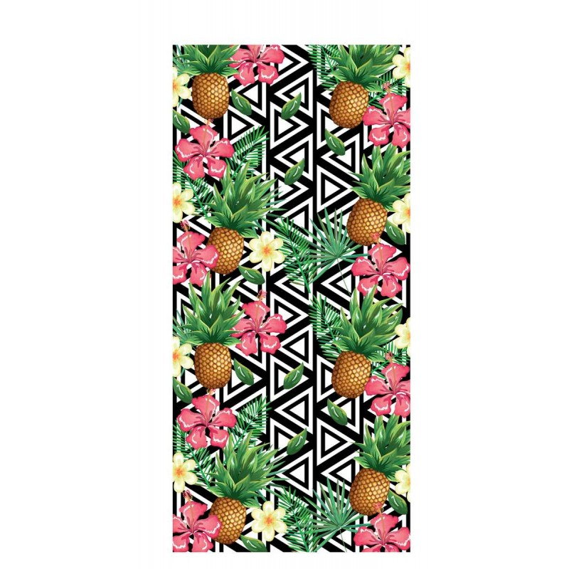 Beach towel rectangular 170x90 REC44WZ29