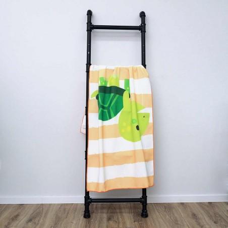Ręcznik plażowy prostokątny mały 150x70 Żółwik REC47WZ13