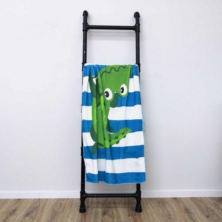 Ręcznik plażowy prostokątny mały 150x70 Aligator REC47WZ14