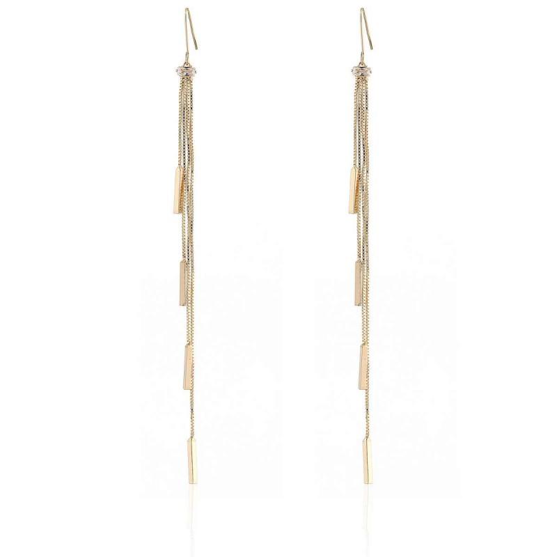Kolczyki ze stali chirurgicznej KST1608