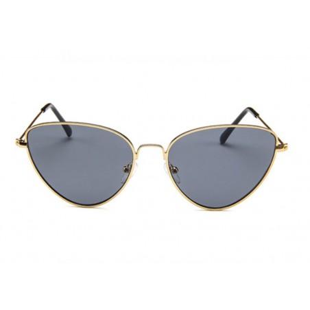 Okulary przeciwsłoneczne OVL kocie OK179WZ3