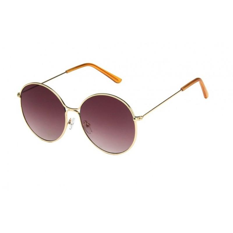Okulary przeciwsłoneczne metalowe Elegant OK199WZ1