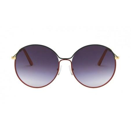 Okulary przeciwsłoneczne metalowe Elegant OK199WZ2