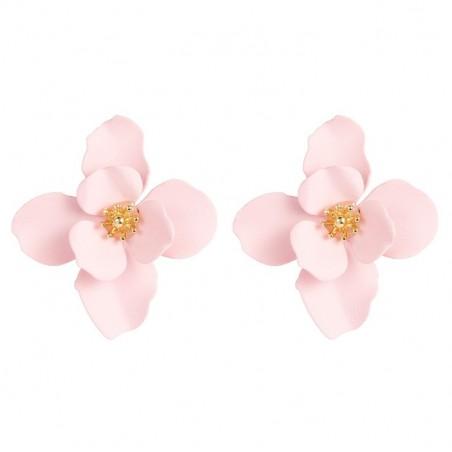 Kolczyki przy uchu Kwiaty Floral  K1489R