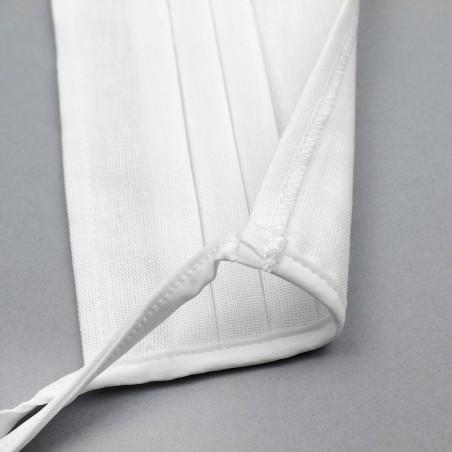 Maseczka ochronna bawełniana Oekotex biała MA06