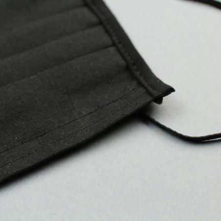 Maseczka ochronna bawełniana Oekotex czarna MA09