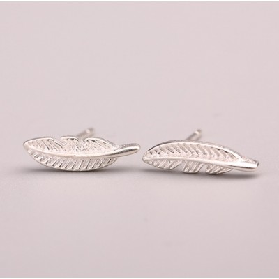 Silver earrings 925 KST1434