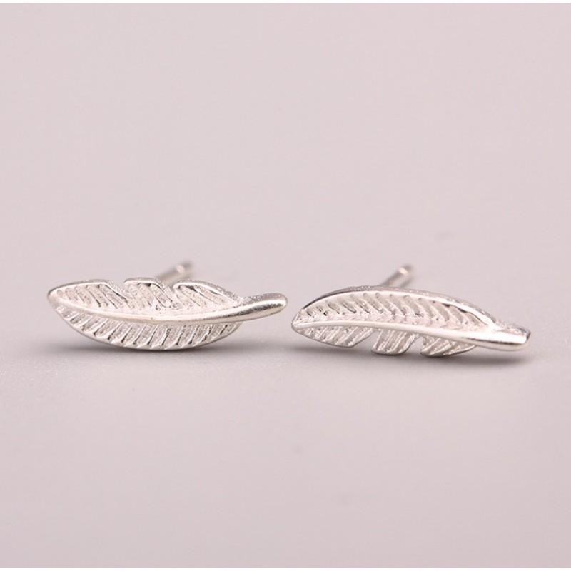 Kolczyki z metalu szlachetnego srebro 925 KST1434