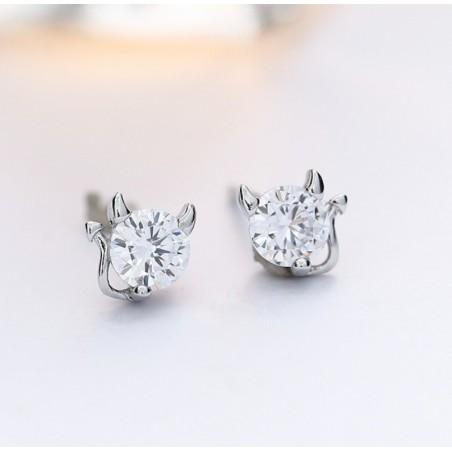 Kolczyki srebro 925 KST1663