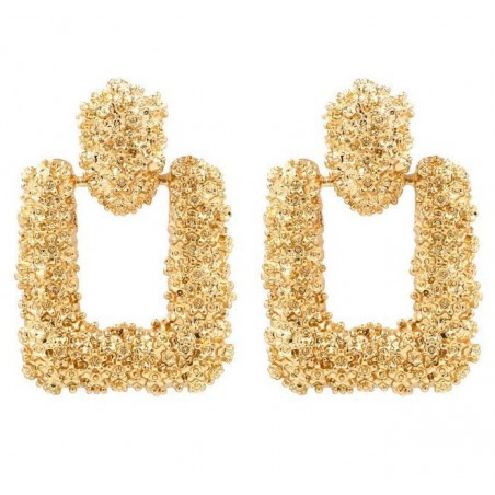 Kolczyki wiszące złote K1174Z