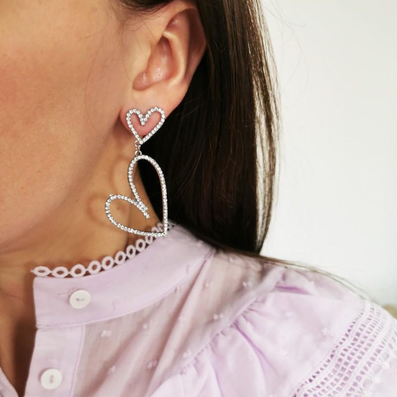 Kolczyki przy uchu GLAM K1461S