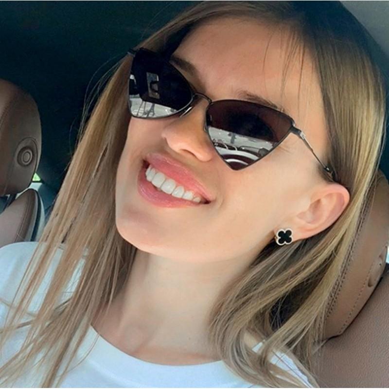 Okulary przeciwsłoneczne unisex romb OK208CZ