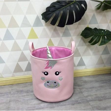 Pojemnik na zabawki, kosz, worek na pranie unicorn OR29WZ13