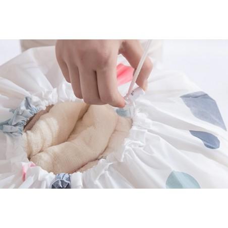Pojemnik na zabawki lub pranie, kosz, worek 45 x 90 cm OR49WZ3