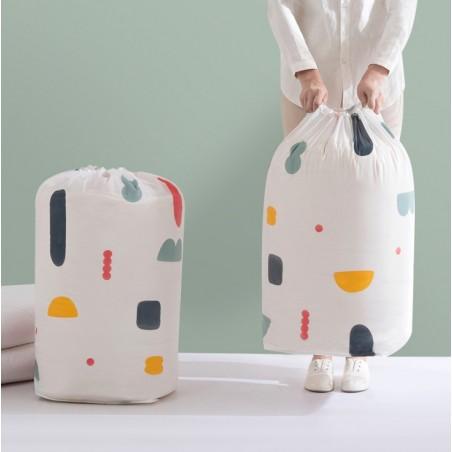 Pojemnik na zabawki lub pranie, kosz, worek 45 x 90 cm OR49WZ4