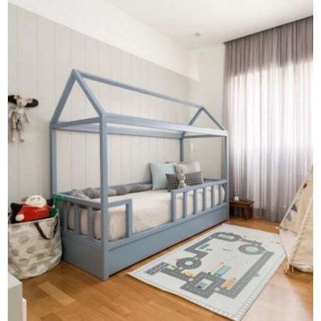Mata Dziecięca, dywanik do pokoju dziecka130x80 cm D16
