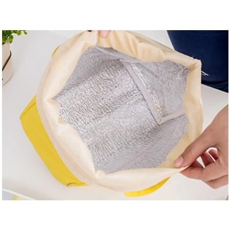 Torba termiczna do przenoszenia żywności LUNCH BOX PJM02GRAF