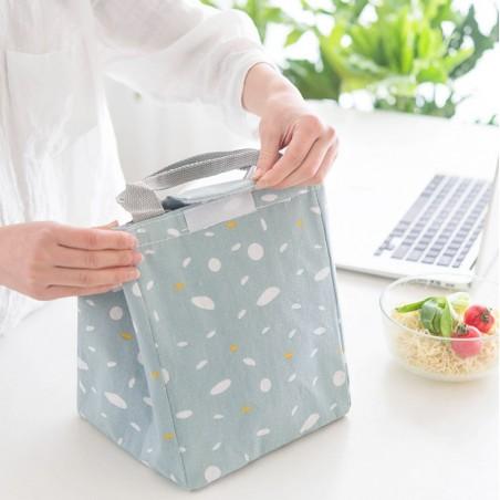 Torba termiczna do przenoszenia żywności LUNCH BOX PJM08SZ
