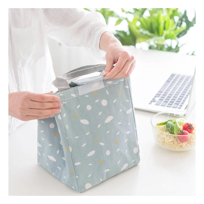 Torba termiczna do przenoszenia żywności LUNCH BOX PJM08N