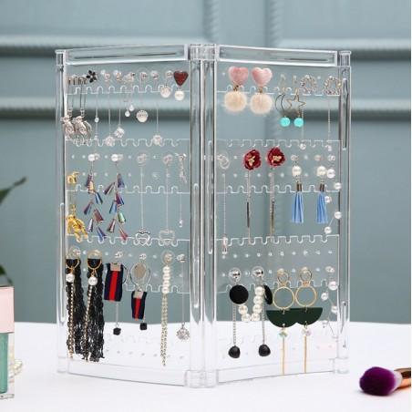 Ekspozytor na biżuterię duży- szafeczka E34TRANS