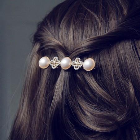 Spinka do włosów kryształki pudrowe SP117