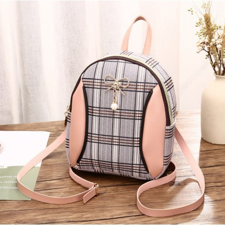 Torebka plecaczek mini T228R