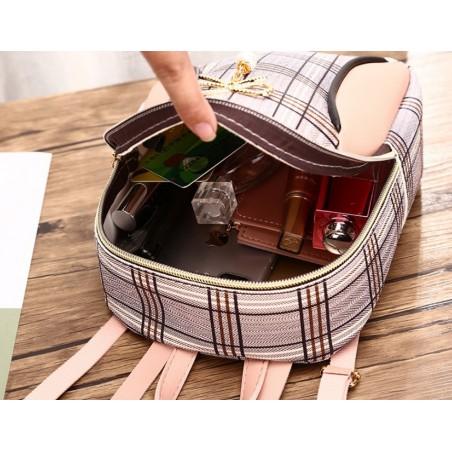 Torebka plecaczek mini T228CZ