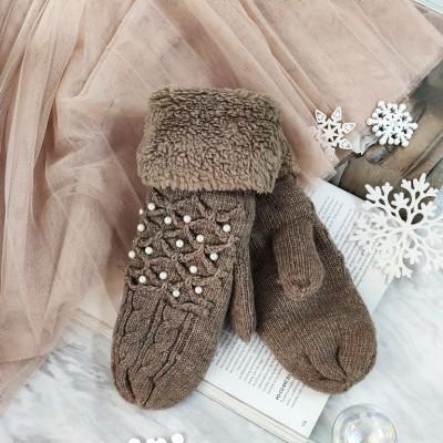 Rękawiczki perełkowe...