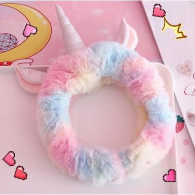 Opaska kosmetyczna unicorn...