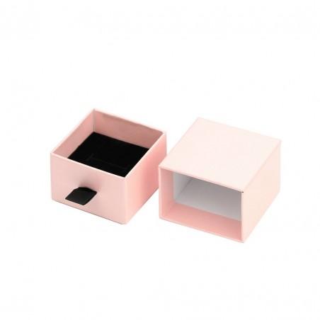 PUDEŁKO OZDOBNE NA BIŻUTERIĘ, bransoletkę 4,0 x 5,5 x 5,5 cm PDOZ11R