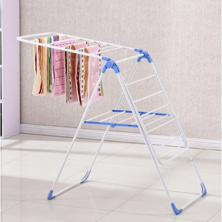 Suszarka na pranie duża pionowa składana stojąca