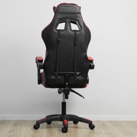Fotel gamingowy obrotowy EC GAMING KO01CZE