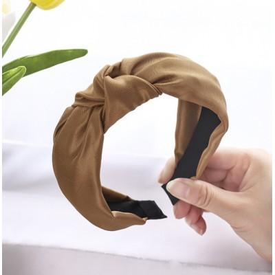 Opaska turban z materiału...