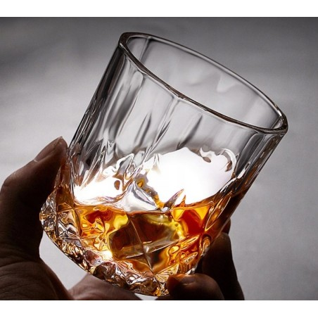 SZKLANKI DO WHISKY DRINKÓW 250 ML ZESTAW 6SZT SZK02