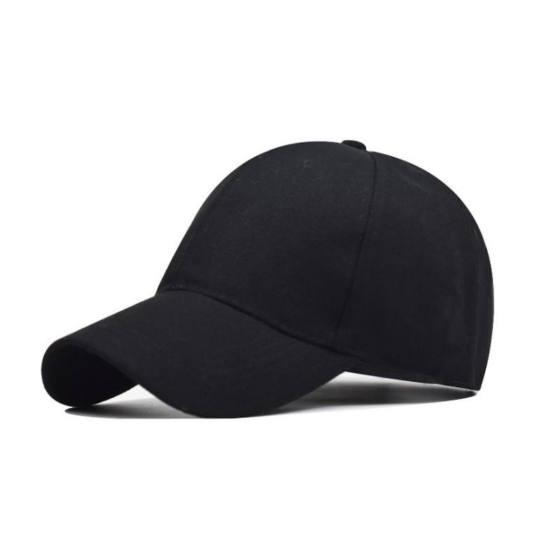 Czapka z daszkiem damska czarna CZ17CZ