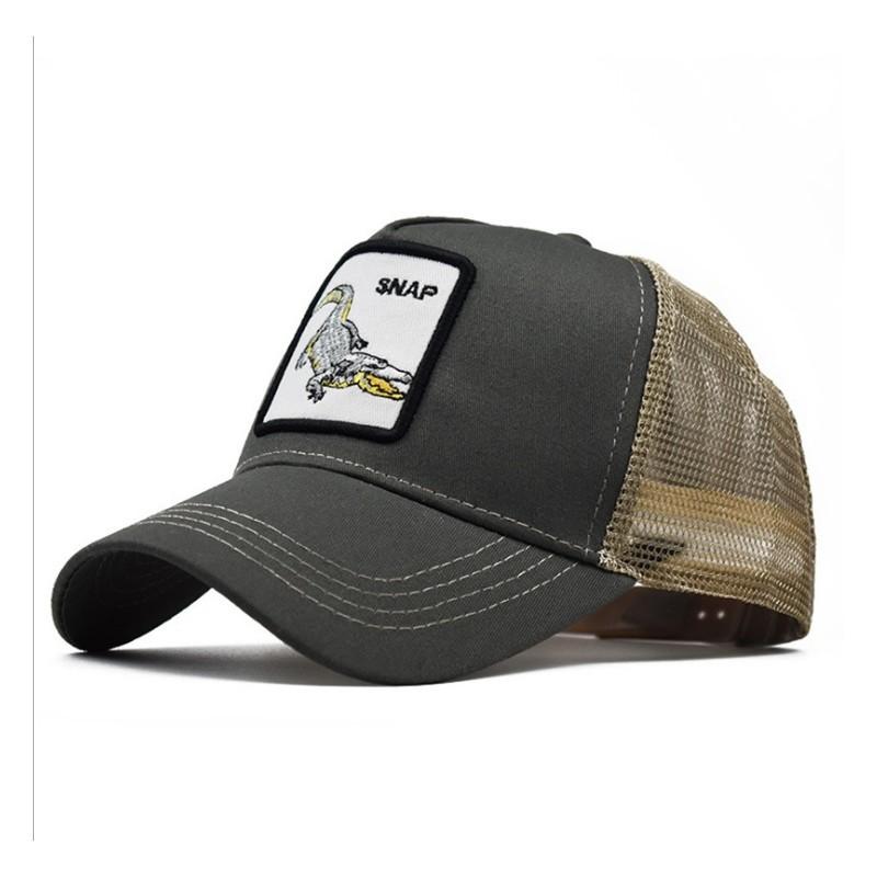 Czapka z daszkiem baseball cap z siatką CZ20WZ2